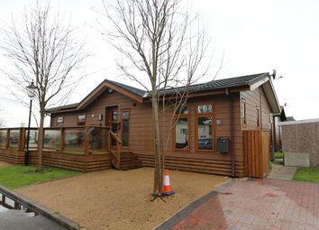 Thumbnail 2 bed detached bungalow for sale in 301, Dove Court, Willow Grove Park, Preesall, Poulton-Le-Fylde, Lancashire