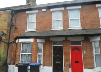 Thumbnail 2 bed terraced house to rent in Hastings Avenue, Margate