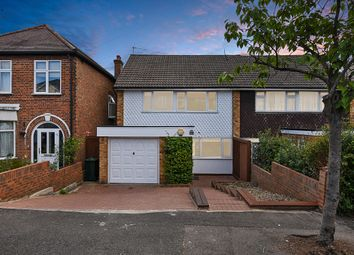 Thumbnail 4 bed semi-detached house to rent in Crescent Road, East Barnet