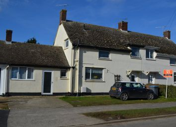 Thumbnail 4 bed semi-detached house for sale in Cavendish Road, Trimley St. Martin, Felixstowe