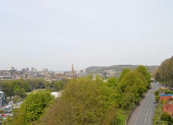 Thumbnail 2 bed flat to rent in Jubilee Street, Halifax