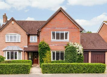 Thumbnail 5 bed detached house for sale in Coopers Close, Bishop's Stortford, Hertfordshire