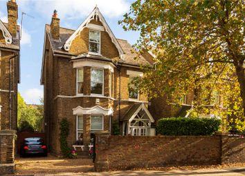 Thumbnail 6 bed link-detached house for sale in Mortlake Road, Kew, Surrey