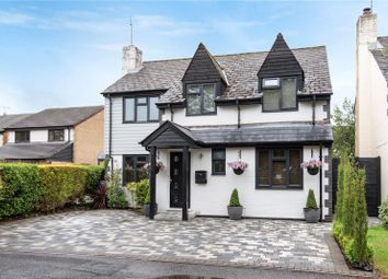 Thumbnail 4 bed detached house for sale in Charlecote Drive, Chandlers Ford, Hampshire