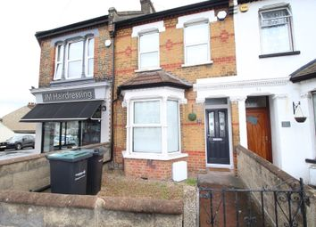 Thumbnail 2 bedroom terraced house to rent in Dover Road East, Gravesend