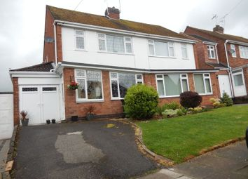 Thumbnail 3 bed semi-detached house for sale in Monmouth Close, Mount Nod, Coventry