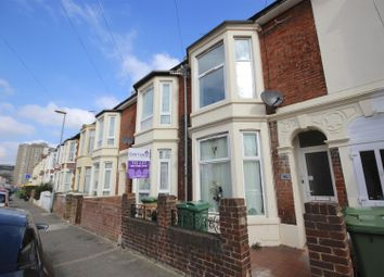 Thumbnail 1 bed flat to rent in Montgomerie Road, Southsea