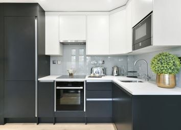 Thumbnail 2 bed flat to rent in Abbeville Place, Clapham