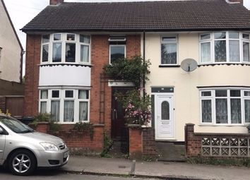 Thumbnail 3 bed semi-detached house to rent in Grantham Road, Luton