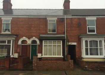 Thumbnail 3 bed terraced house to rent in Gertrude Street, Grimsby