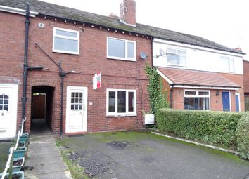 Thumbnail 3 bed terraced house for sale in Rowan Way, Macclesfield, Cheshire
