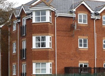 Thumbnail 2 bed flat to rent in Medway Court, St. Helens