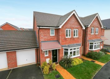 Thumbnail 3 bedroom link-detached house for sale in Porter Grove, Cranbrook, Exeter