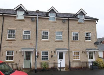 Thumbnail 4 bed town house for sale in Monks Way, Shireoaks, Worksop
