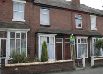 Thumbnail 2 bedroom property to rent in Mynors Street, Stafford