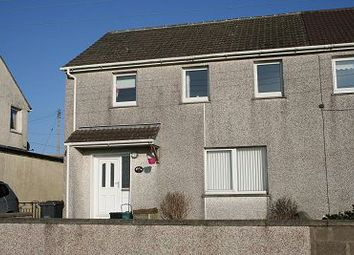 Thumbnail 3 bed semi-detached house for sale in 11 St Kennera Terrace, Kirkinner