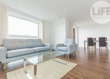 Thumbnail 3 bedroom flat to rent in Duckman Tower, 3 Lincoln Plaza, Canary Wharf, London