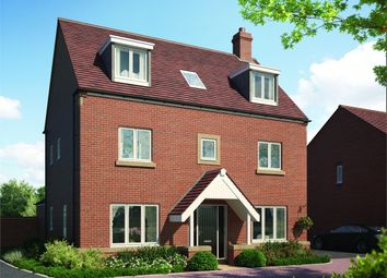 Thumbnail 5 bed detached house for sale in Fernwood, Coventry Road, Cawston, Rugby