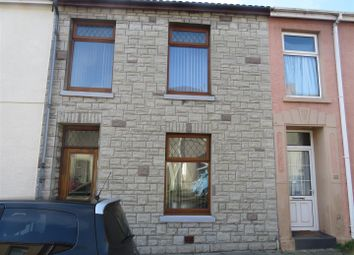 Thumbnail 3 bed terraced house for sale in Bryn Road, Llanelli
