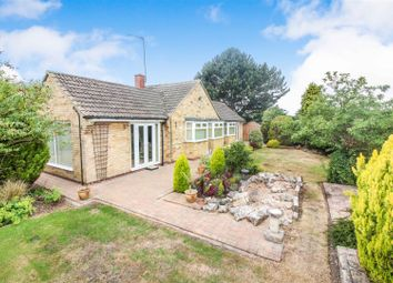 Thumbnail 4 bed detached bungalow for sale in Recreation Club Lane, Beverley
