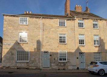 Thumbnail 2 bed town house for sale in St. Leonards Street, Stamford