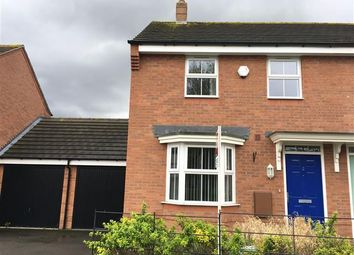 Thumbnail 3 bedroom property to rent in Churchfields Way, West Bromwich