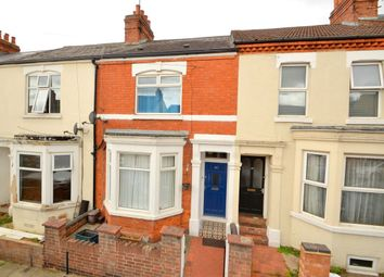 Thumbnail 3 bed terraced house to rent in Cecil Road, Queens Park, Northampton
