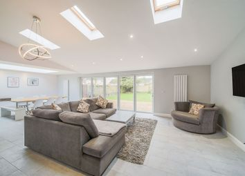 Thumbnail 4 bed detached house for sale in School Lane, Toftwood, Dereham