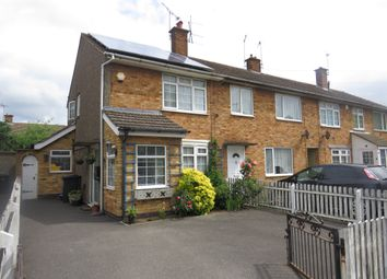 Thumbnail 2 bed end terrace house for sale in Tatlow Road, Glenfield, Leicester