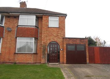 Thumbnail 3 bed semi-detached house to rent in Colebridge Crescent, Coleshill