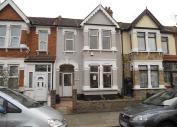 Thumbnail 3 bedroom terraced house to rent in Mortlake Road, Ilford