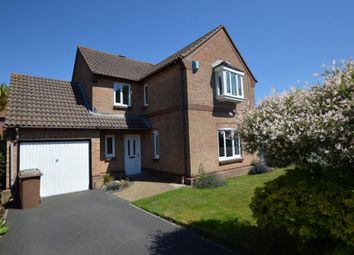 Thumbnail 4 bed detached house for sale in Barnfield Drive, Plymouth, Devon