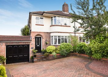 Thumbnail 4 bed semi-detached house for sale in Beechcroft Avenue, Croxley Green, Rickmansworth