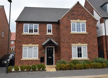Thumbnail 5 bed detached house for sale in Sandgate Road, Chellaston, Derby