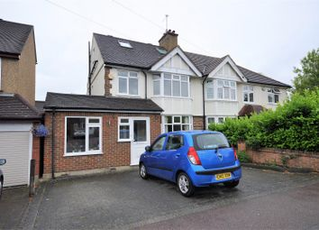 Thumbnail 5 bed property for sale in Knutsford Avenue, Watford