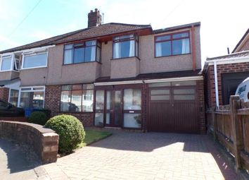 Thumbnail 5 bed semi-detached house for sale in Eastcote Road, Liverpool, Merseyside