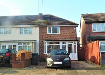 Thumbnail End terrace house for sale in Dorrington Road, Great Barr