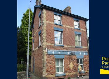 Thumbnail 1 bed flat to rent in High Street, Llanfyllin