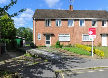 Thumbnail 3 bedroom semi-detached house for sale in Elm Close, Newbold, Chesterfield