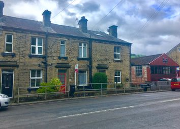 Thumbnail 2 bed terraced house for sale in Oldham Road, Sowerby Bridge
