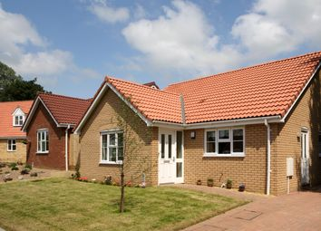 Thumbnail 2 bedroom semi-detached bungalow for sale in The Signals, Norwich Road, Watton