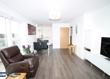 Thumbnail 1 bed flat to rent in Darbyshire House, Greenhithe