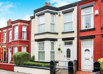 Thumbnail 4 bed terraced house for sale in Merton Place, Prenton