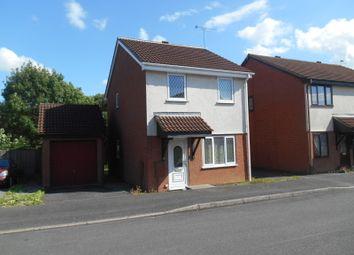 Thumbnail 3 bed end terrace house to rent in Shenington Way, Oakwood Derby