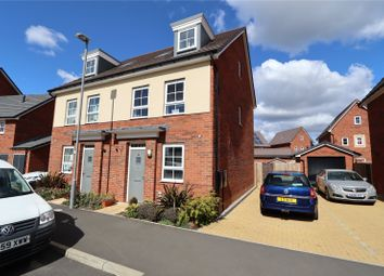 Thumbnail 4 bed semi-detached house for sale in Laelia Drive, Fairfields, Milton Keynes