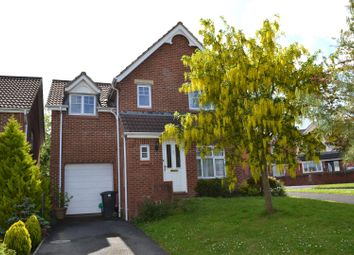 Thumbnail 3 bed detached house for sale in Coppice Gate, Barnstaple