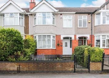 3 bed terraced house for sale in Watson Road, Chapelfields, Coventry, West Midlands CV5