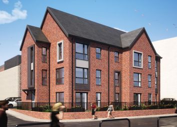 Thumbnail 4 bed town house for sale in Queens Court, Promenade, Whitley Bay