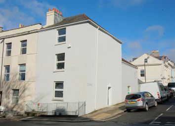 Thumbnail 4 bed end terrace house for sale in Albert Road, Stoke, Plymouth