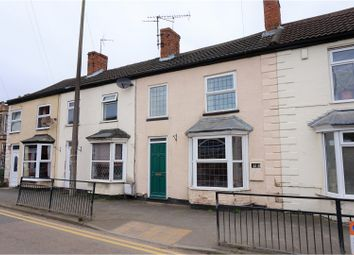 Thumbnail 2 bedroom terraced house for sale in High Street, Heckington, Sleaford